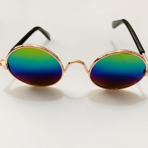 Rainbow Pet Sunglasses